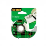 Scotch® Magic™ Matte Tape, 19 mm x 15 m